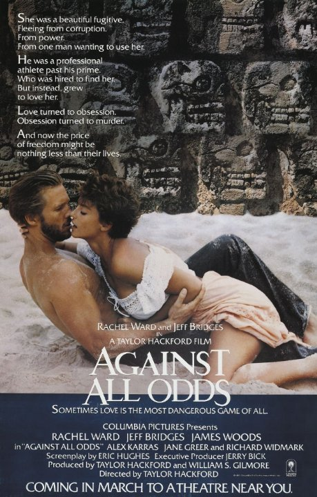 Against All Odds Movie Poster