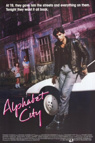 Alphabet City Movie Poster