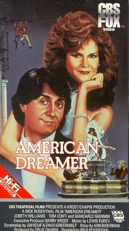 American Dreamer Movie Poster