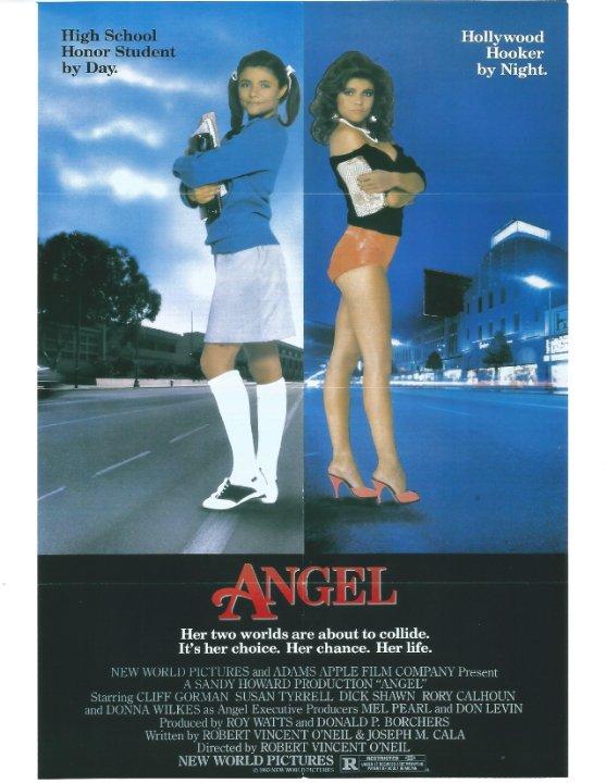 Angel Movie Poster