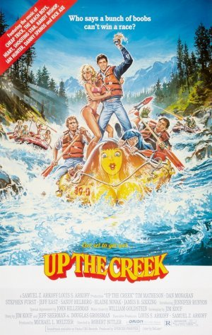 Up the Creek Movie Poster
