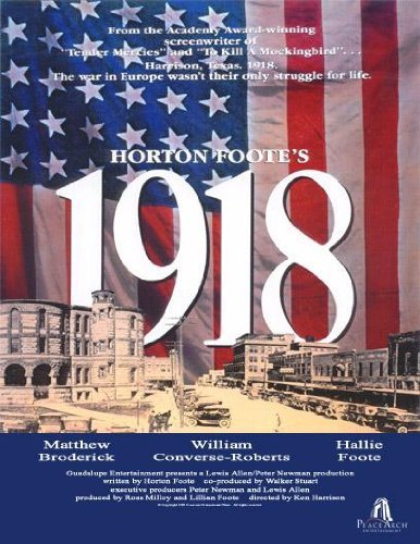 1918 Movie Poster