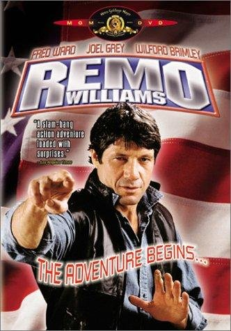 Remo Williams: The Adventure Begins Movie Poster