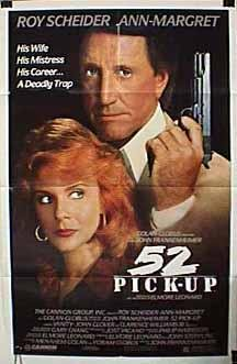 52 Pick-Up Movie Poster