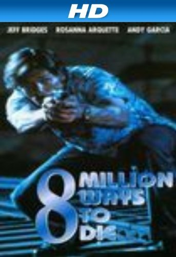 8 Million Ways to Die Movie Poster