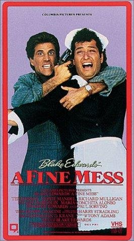 A Fine Mess Movie Poster