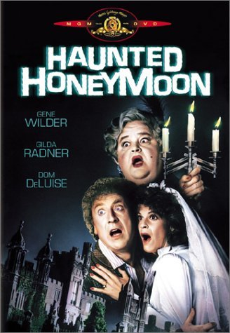 Haunted Honeymoon Movie Poster
