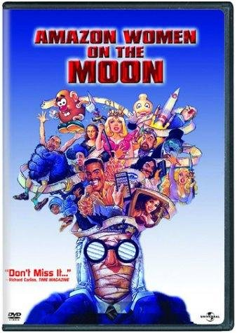 Amazon Women on the Moon Movie Poster