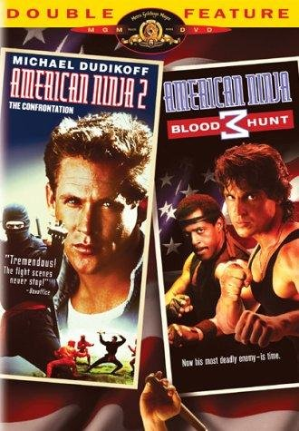 American Ninja 2: The Confrontation Movie Poster