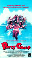 Party Camp Movie Poster