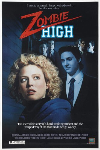 Zombie High Movie Poster