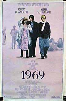 1969 Movie Poster