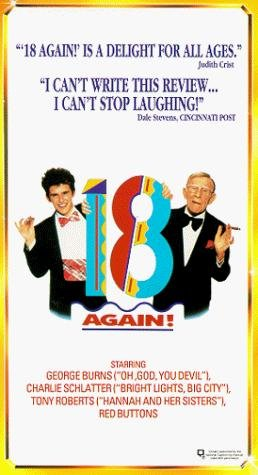 18 Again! Movie Poster