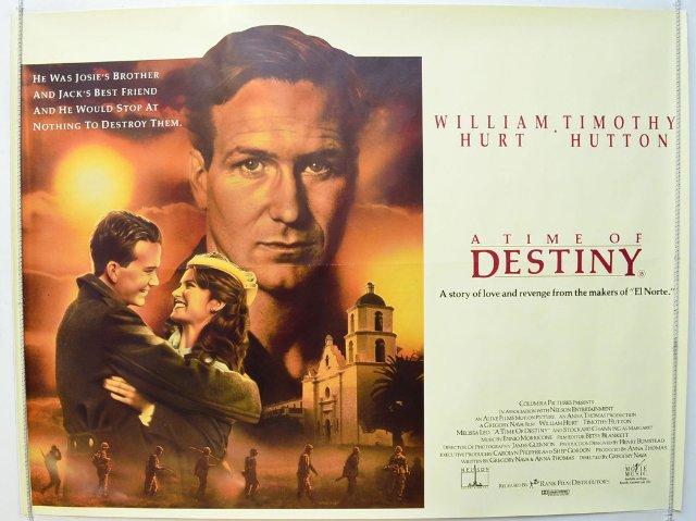 A Time of Destiny Movie Poster