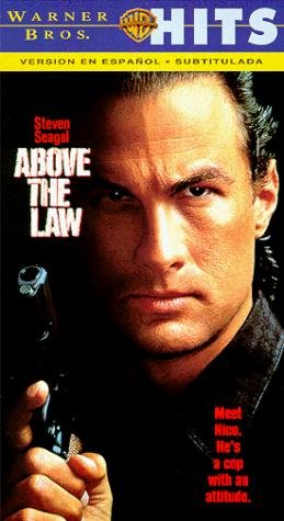Above the Law Movie Poster