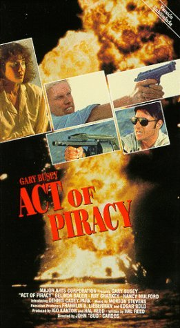 Act of Piracy Movie Poster