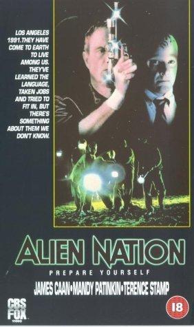 Alien Nation Movie Poster
