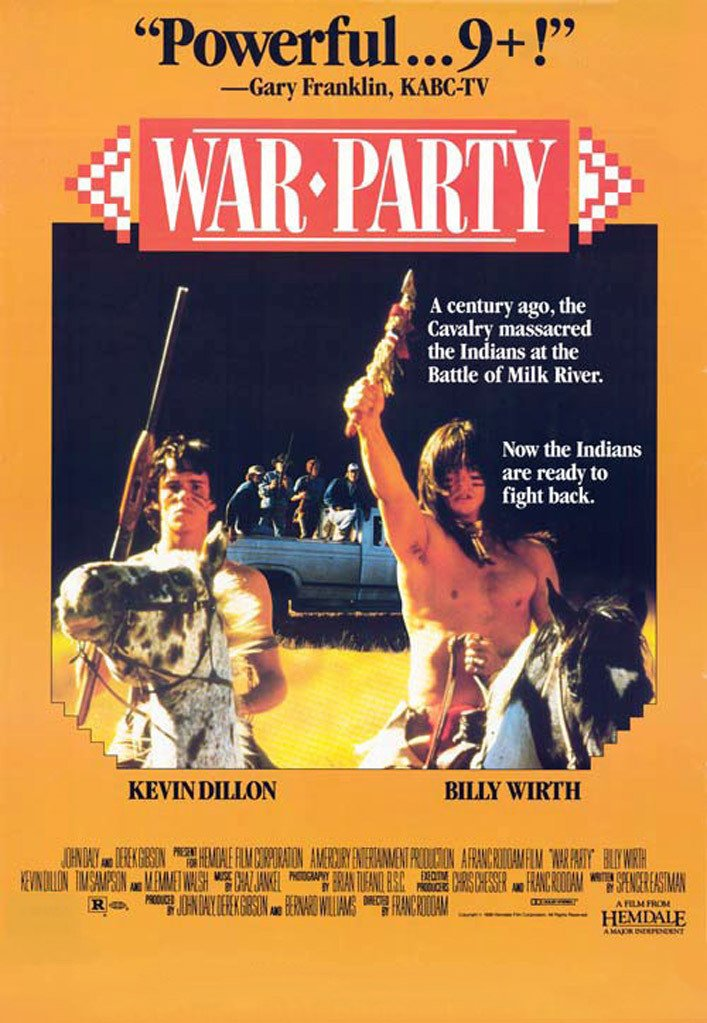 War Party Movie Poster