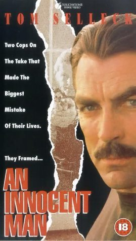 An Innocent Man Movie Poster