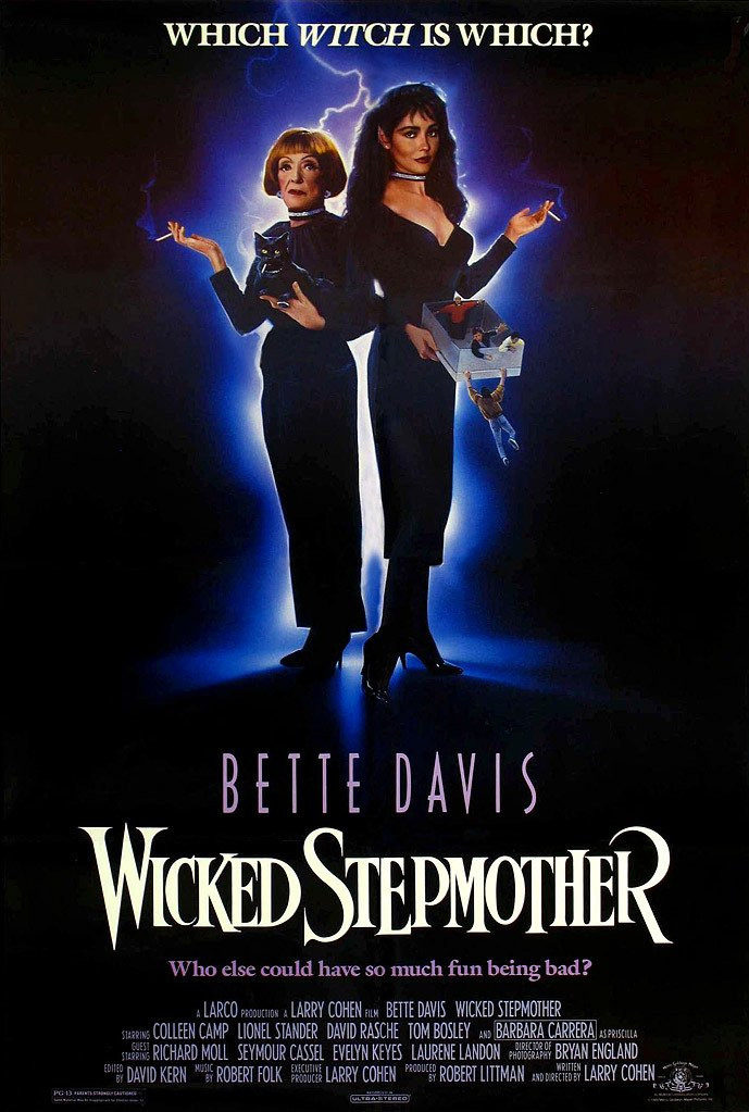 Wicked Stepmother Movie Poster