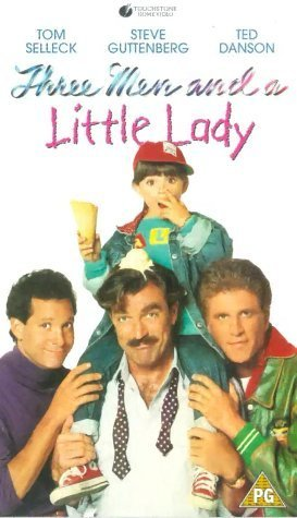 3 Men and a Little Lady Movie Poster