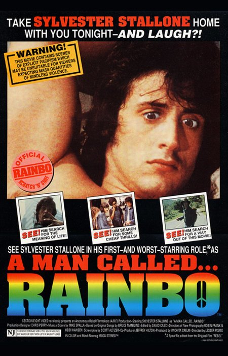 A Man Called... Rainbo Movie Poster