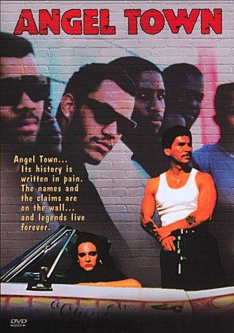 Angel Town Movie Poster