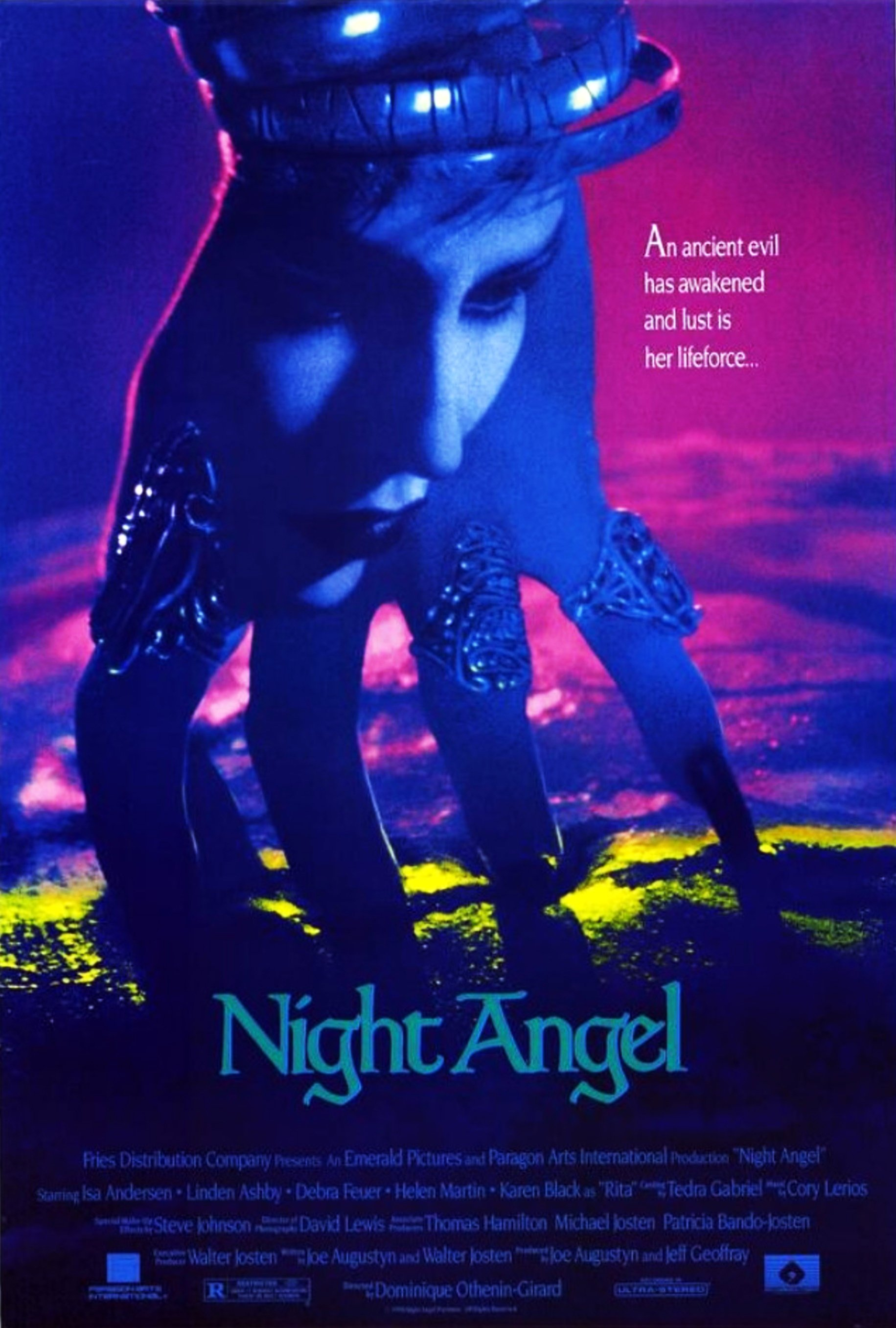 Night Angel Movie Poster