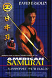 American Samurai Movie Poster