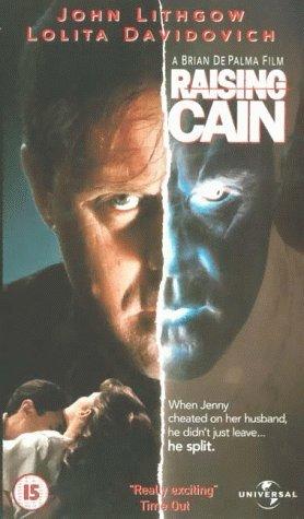 Raising Cain Movie Poster