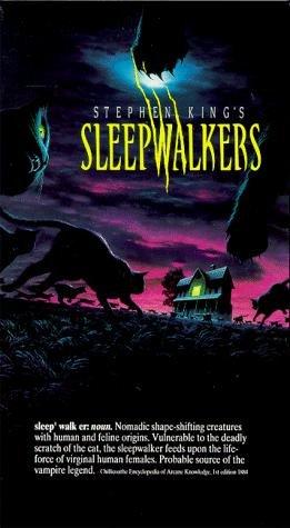 Sleepwalkers Movie Poster