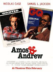 Amos & Andrew Movie Poster