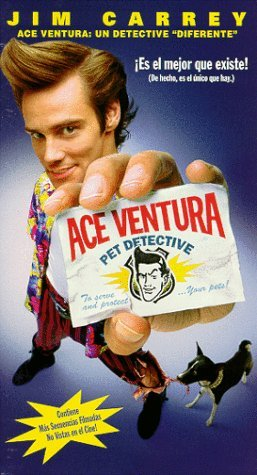 Ace Ventura: Pet Detective Movie Poster