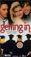 Getting In Movie Poster