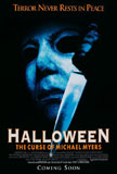Halloween: The Curse of Michael Myers Movie Poster
