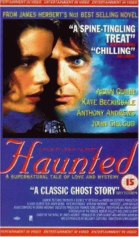 Haunted Movie Poster