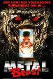 Project: Metalbeast Movie Poster
