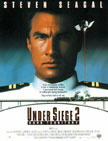 Under Siege 2: Dark Territory Movie Poster