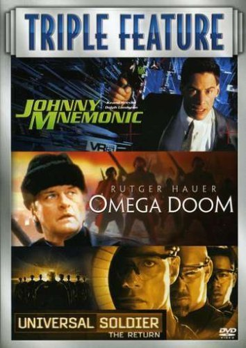 Omega Doom Movie Poster