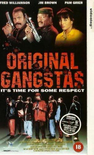 Original Gangstas Movie Poster