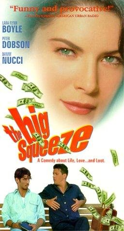 The Big Squeeze Movie Poster