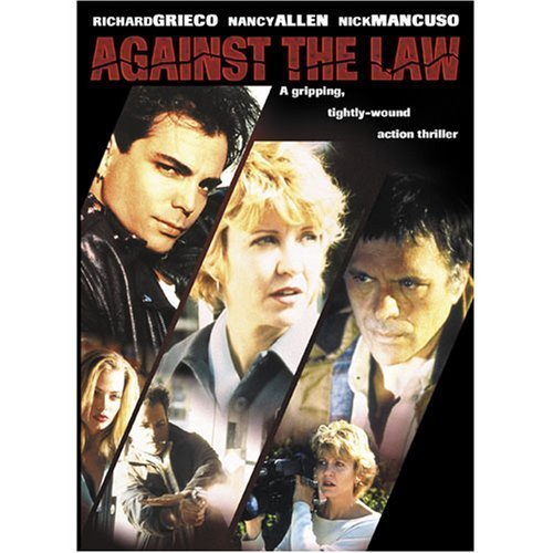 Against the Law Movie Poster