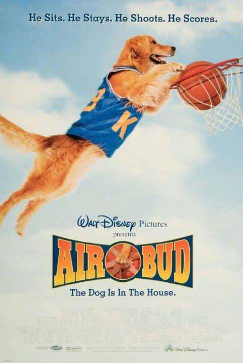 Air Bud Movie Poster