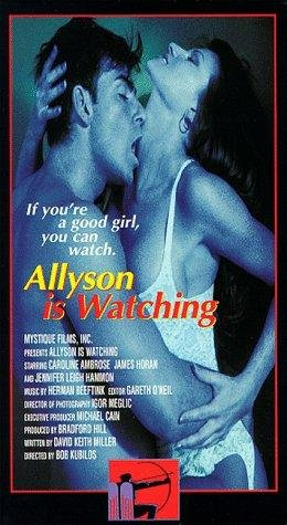 Allyson Is Watching Movie Poster
