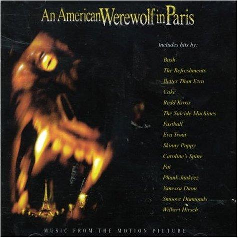 An American Werewolf in Paris Movie Poster