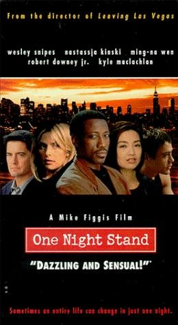 One Night Stand Movie Poster
