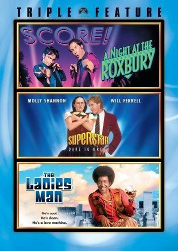 A Night at the Roxbury Movie Poster