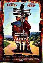 Almost Heroes Movie Poster