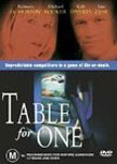 A Table for One Movie Poster