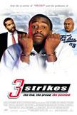 3 Strikes Movie Poster